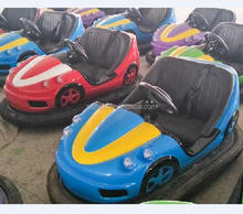 Direct sale factory price used coin operated kiddie rides for sale battery bumper car for shopping mall