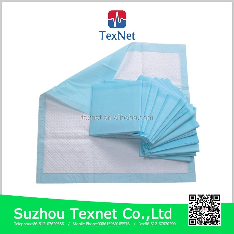 Suzhou Texnet New Product Medical Disposable Assurance Underpads