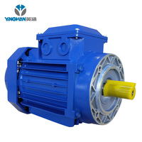 wholesell 380V 3 three phase 1hp electric energy saving motor