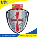 High quality cross archaize EVA shield toy