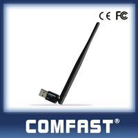 150Mbps Wireless Adapter RTL8188EUS Wlan with 5dBi antenna Wireless Lan COMFAST CF-WU755P Usb Adapter
