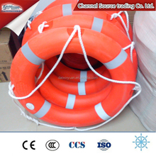 4.3kg Life Saving Orange Life Buoy with CCS & EC Certificate,types of life buoys,swimming pool life buoy