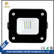 New Product Black/White 10W Outdoor Led Flood Light Outdoor Stadium Waterproof High Quality Best Price Made In China Alibaba