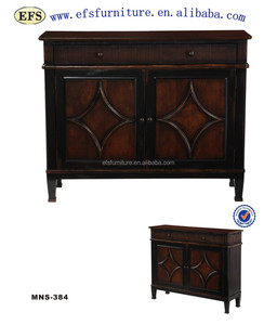 new design antique french style solid wood cabinets