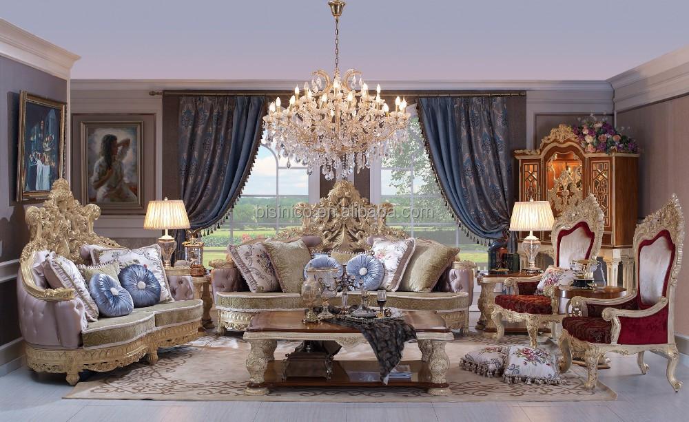 ... woonkamer meubels, hele set paleis sofa meubelen-woonkamer sofa