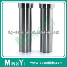 High precision center dowel blank punches