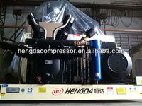 Booster 350CFM 580PSI Hengda High Pressure air compressor structure