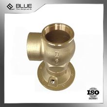 Custom made High quality popular customized lost wax brass casting