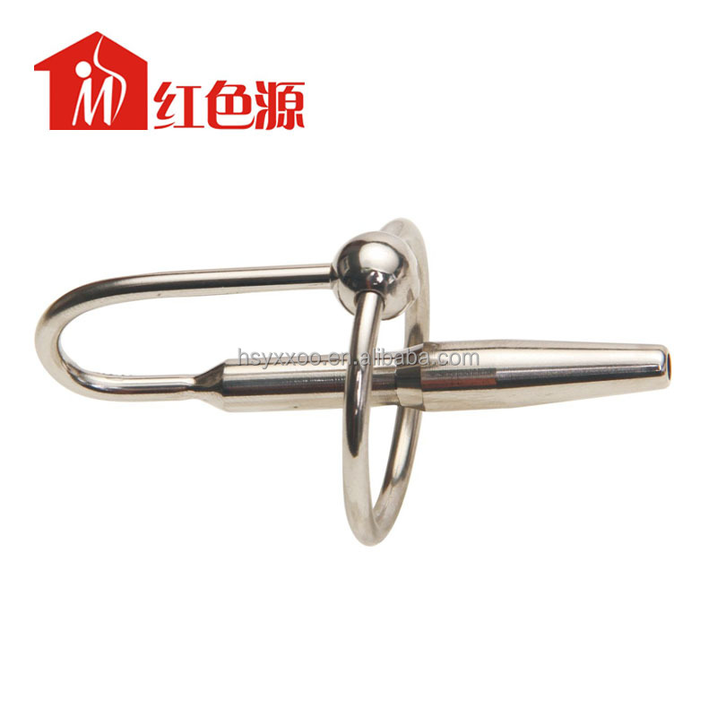 Top Quality Stainless Steel Sex Toys Male Penis Plug toys for adult