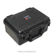 Shanghai OEM/ODM 2016 new products military standad anti-crush anti-shock hard plastic waterproof equipment case for laptop