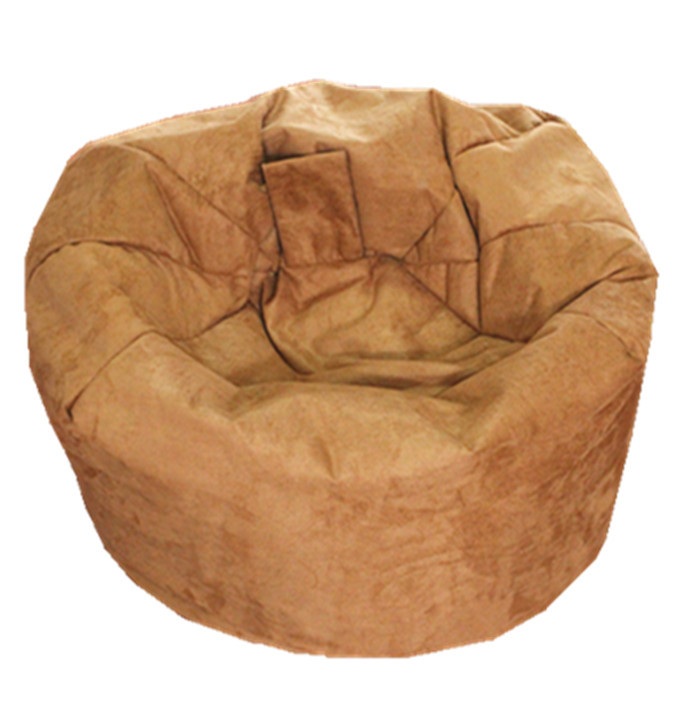Wholesale Warm Suede china memory foam bean bag chairs from china