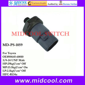 Good quality automobile air conditioning pressure switch OE#88645-60010