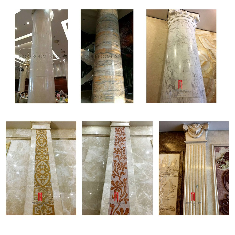 1---- marble Pillars, Marble Column, Solid Marble Column, Solid Marble Pillars, Pillars, Carved Marble Pillars, hollow marble pillar, Hollow Marble Column