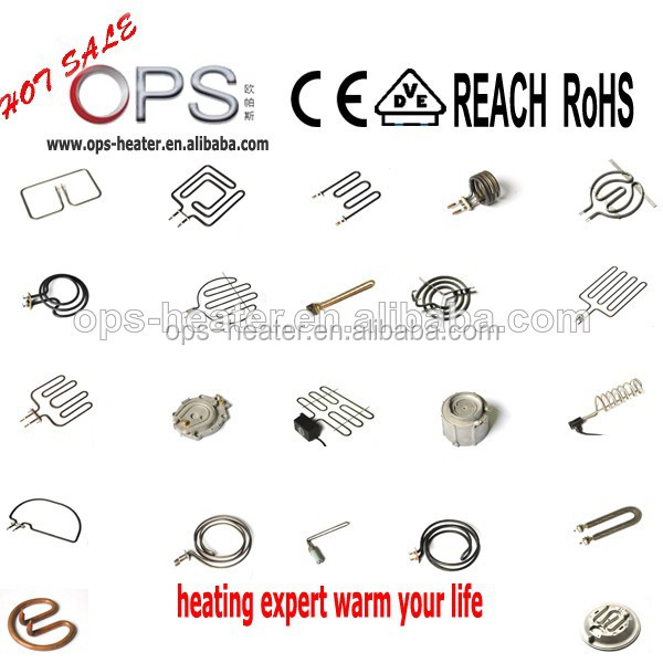 popcorn machine heating element