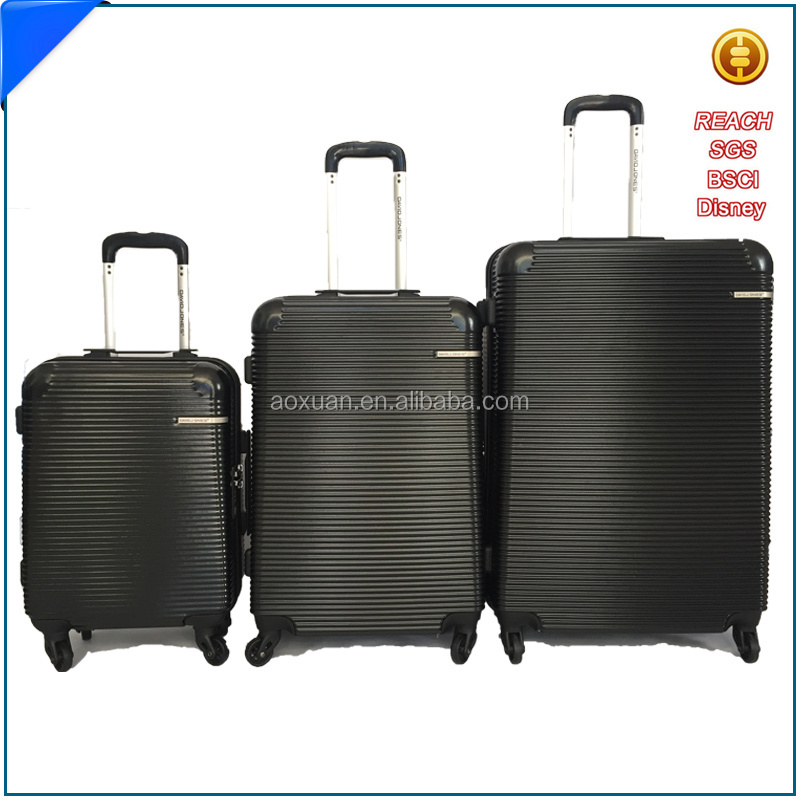 New Design abs Pc Luggage bags cases for Traveling
