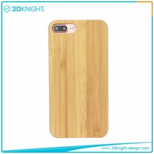 Best wooden bamboo cover shell for iphone 7 case hard eco friendly