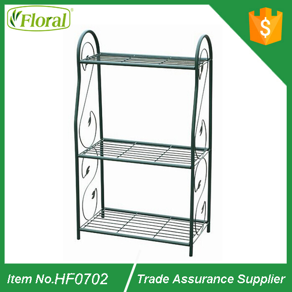 metal folding shoe rack