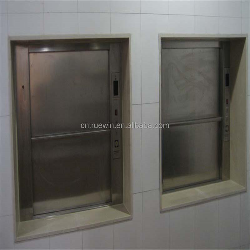 Small dumbwaiter food lift elevator for home buy home for Exterior dumbwaiter