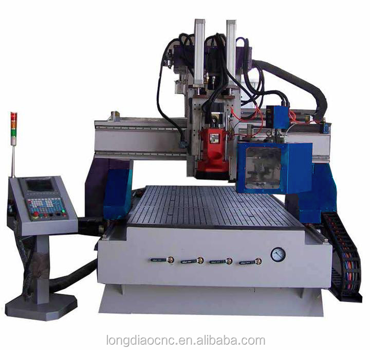 3 axis wood cnc router machine heavy type processing center