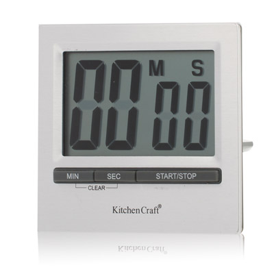 Kitchen Craft Large Display Digital Countdown <strong>Timer</strong>