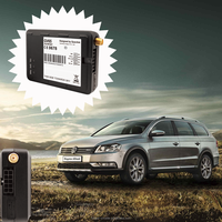 Vehicle GPS tracking system with fuel monitoring, for fleet management