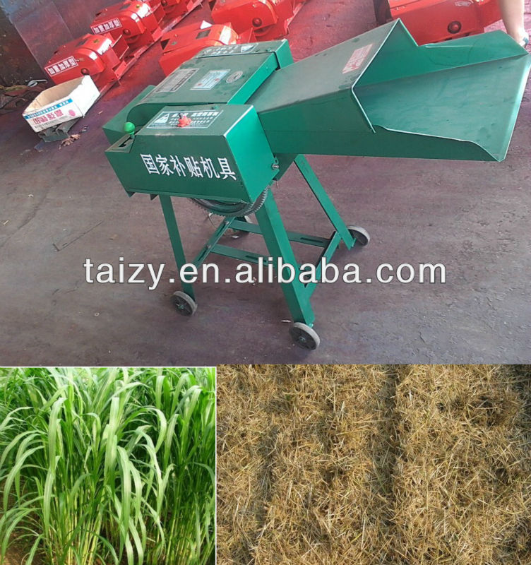 Ensiling chaff cutter/hay cutter/Agricultural equipment 0086-18703616827
