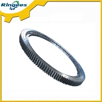 china manufacturer offer excavator parts swing bearing / slewing bearing for Caterpillar CAT 312D