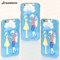 Sunmeta wholesale plastic 3d sublimation & mobile phone case printing