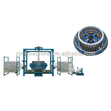 shuttle circular loom for textile machine