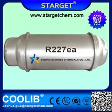 HIGH QUALITY REFRIGERANT GAS R227EA IN ISOTANK WITH GOOD PRICE