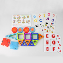 High quality magnetic building blocks toys
