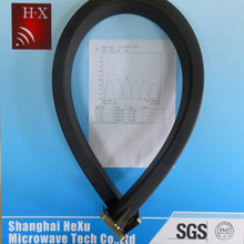 WR187 Flexible twist Waveguide