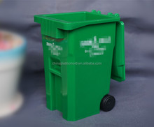 Office&School Used Plastic Mini Desk Wheelie Bin,Pen Holder