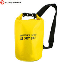 Hign quality pvc outdoor custom LOGO dry bag backpack