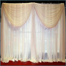 RK 2012 new design pipe and drape curtain for tradeshow booth