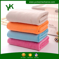 High quality and durable microfiber towel microfiber bath towel