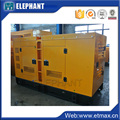 125Kva soundproof 50hz with EPA LOVOL diesel generator
