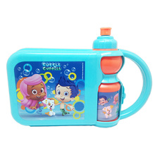 Customized Plastic Food Warmer Lunch Box For Kids