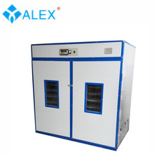 2000eggs ce approved industrial egg incubator for hatching chicken AI-2112