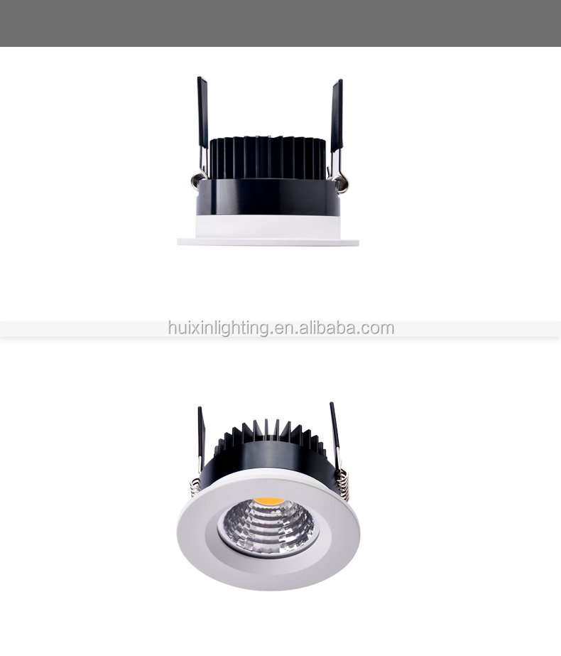 12W Led Down Lamp Warm White Led Ceiling Down Light wall lamps decor modern