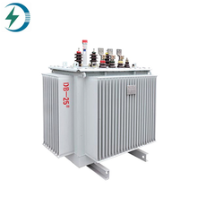Three-Phase Full-Sealed Low Loss Distribution Transformer