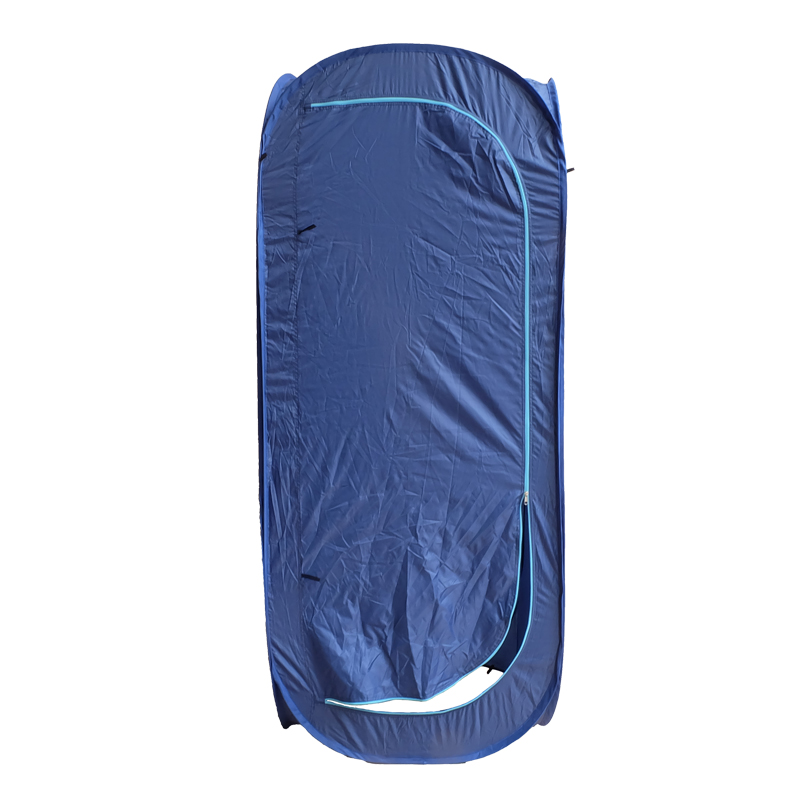 Low Cost Blue Changing Room Tent For Outdoor