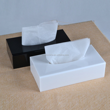 Modern Acrylic Tissue Box holders, Tissue Box Cover wholesale