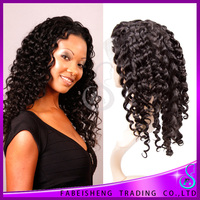 mink brazilian hair wig full lace wig for white women human hair