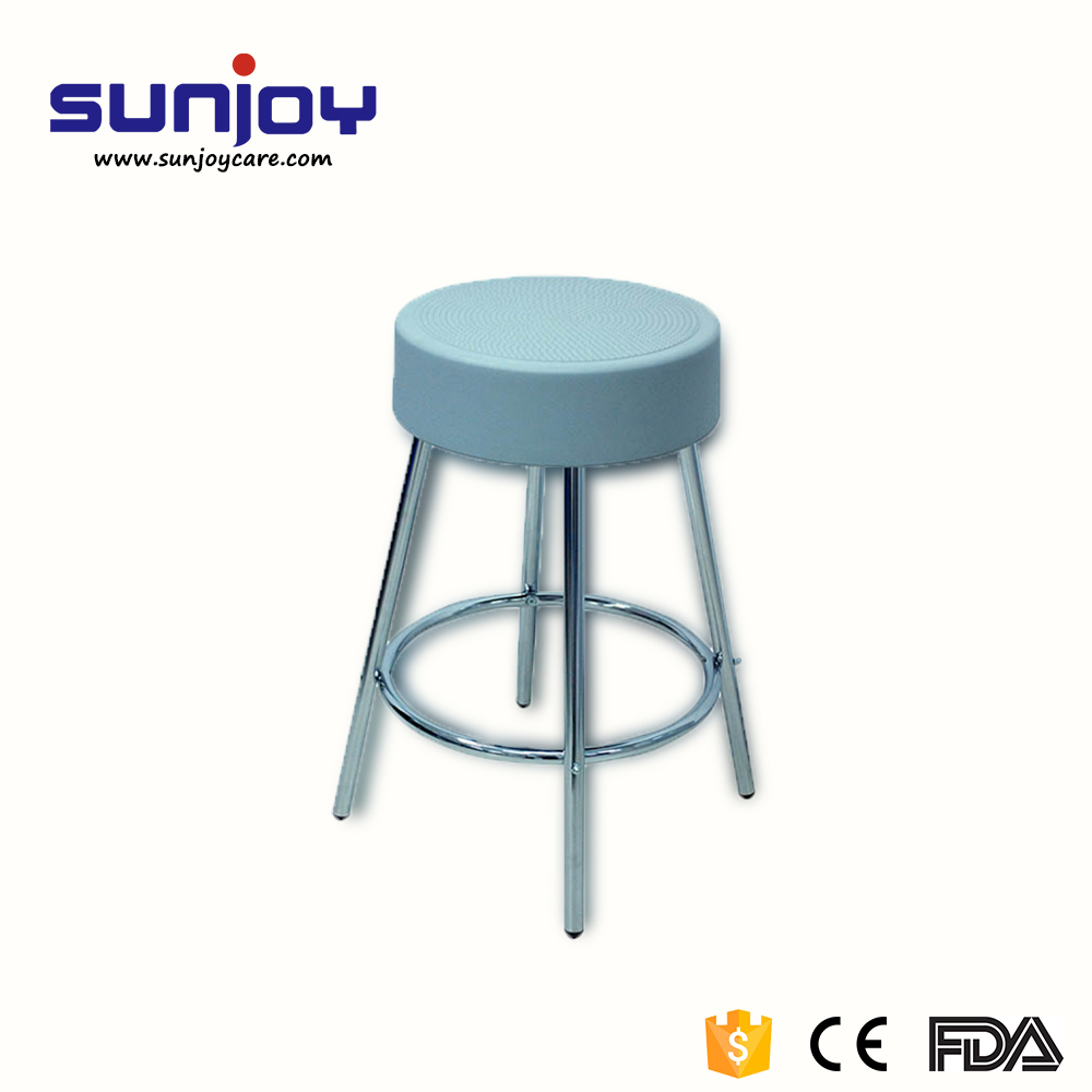 medical elderly and disabled chair lab stool