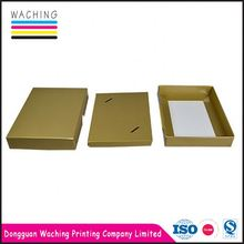 Popular product factory wholesale strong packing customized fashionable colored gift box with good offer