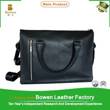 Alibaba leather portfolio bags /genuine leather bag/fashion leather bags