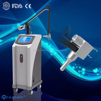 2015 Newest Co2 Fractional Laser Equipment Dermatology CO2 Fractional Laser With Gynecology Heads