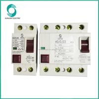 XNFIN series IP40 NFIN 30ma 40A 63A 2 4 pole Residual Current Device RCD