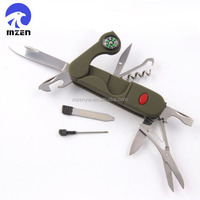 Stainless Stee Compass L Multitool With
